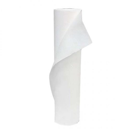 Еднократни хартиени чаршафи 58 см – двупластови, бели SA115