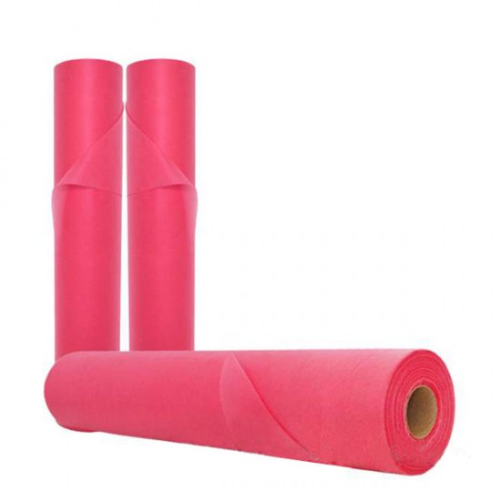 Розови еднократни чаршафи TNT 58 см – 20 грама SDP135