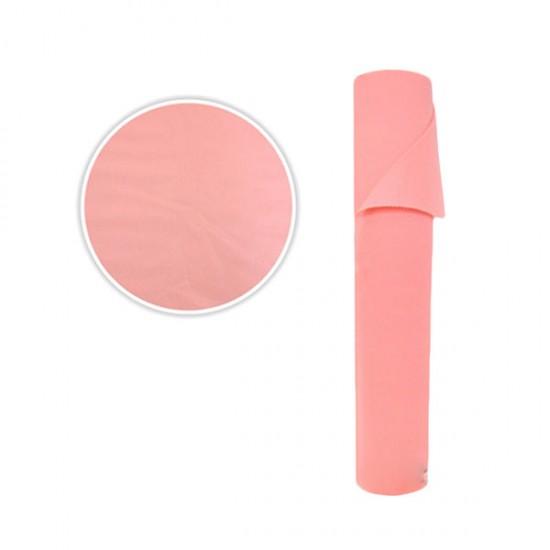 Розови еднократни чаршафи 58 см – хартиени P115