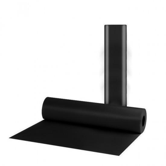 Еднократни чаршафи на ролка черни модел BL135