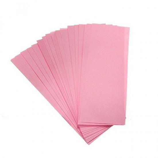 Нарязани ленти за кола маска розови х 50 броя в опаковка