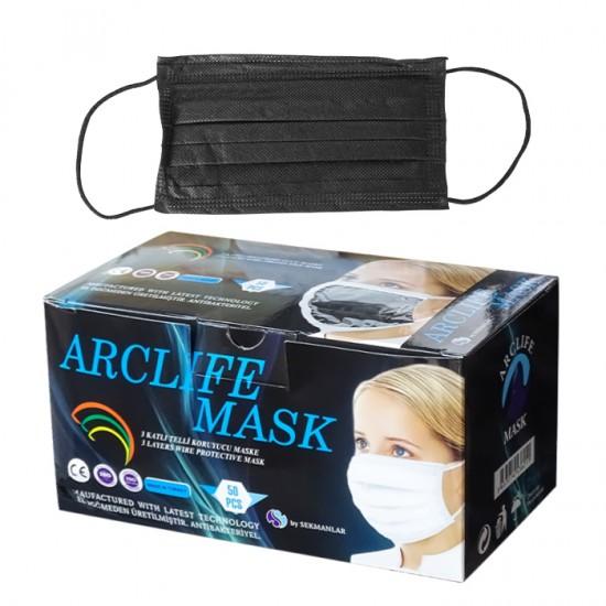 Кутия от 50 броя медицински маски Arclife mask