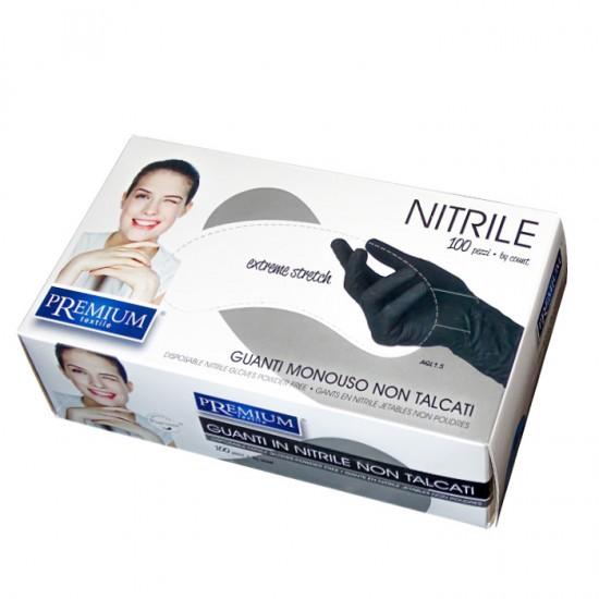 Нитрилни ръкавици за еднократна употреба Premium, кутия 100 броя