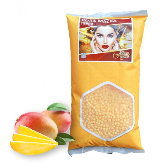 Bon Amour кола маска на перли с Манго - пакет от 1кг