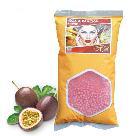 Bon Amour кола маска на перли с Маракуя - пакет от 1кг