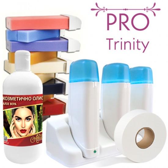 Професионален пакет за епилация - Pro Trinity