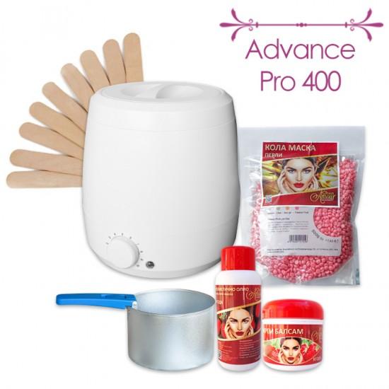 Комплект за кола маска от 6 продукта Advance Pro 400