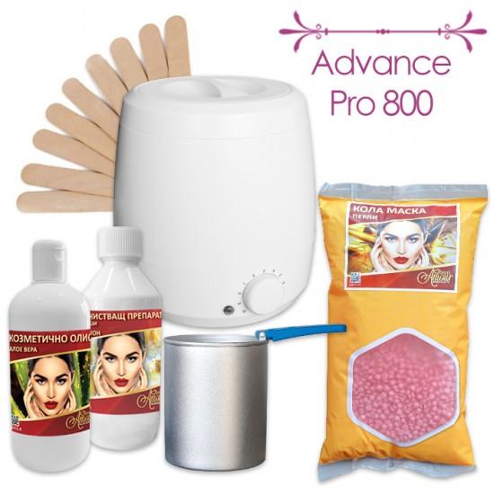 Комплект за кола маска от 6 продукта Advance Pro 800