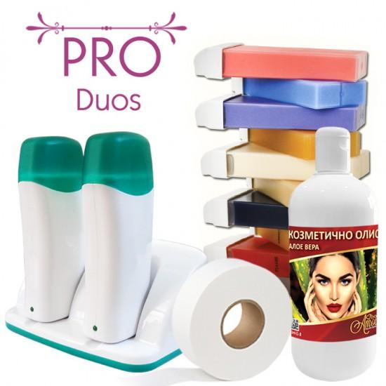 Професионален пакет за кола маска – Pro Duos