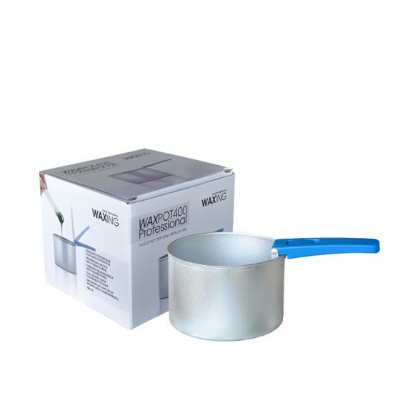 Контейнер за разтапяне на дискове и перли WAXPOT400